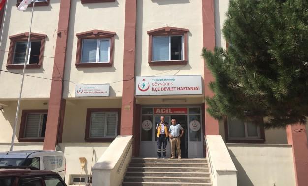 Göynücek 1 Nolu Aile Sağlığı Merkezi